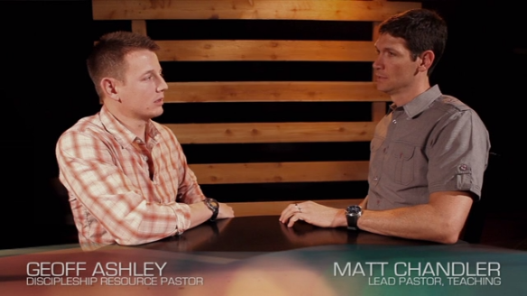 Matt Chandler & Geoff Ashley
