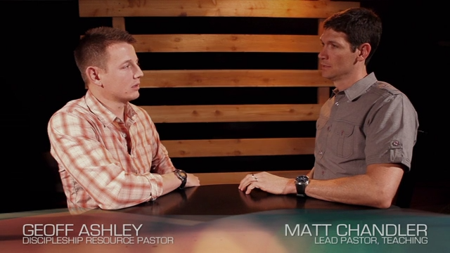 Matt Chandler & Geoff Ashley