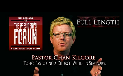 Chang Kilgore on Seminary
